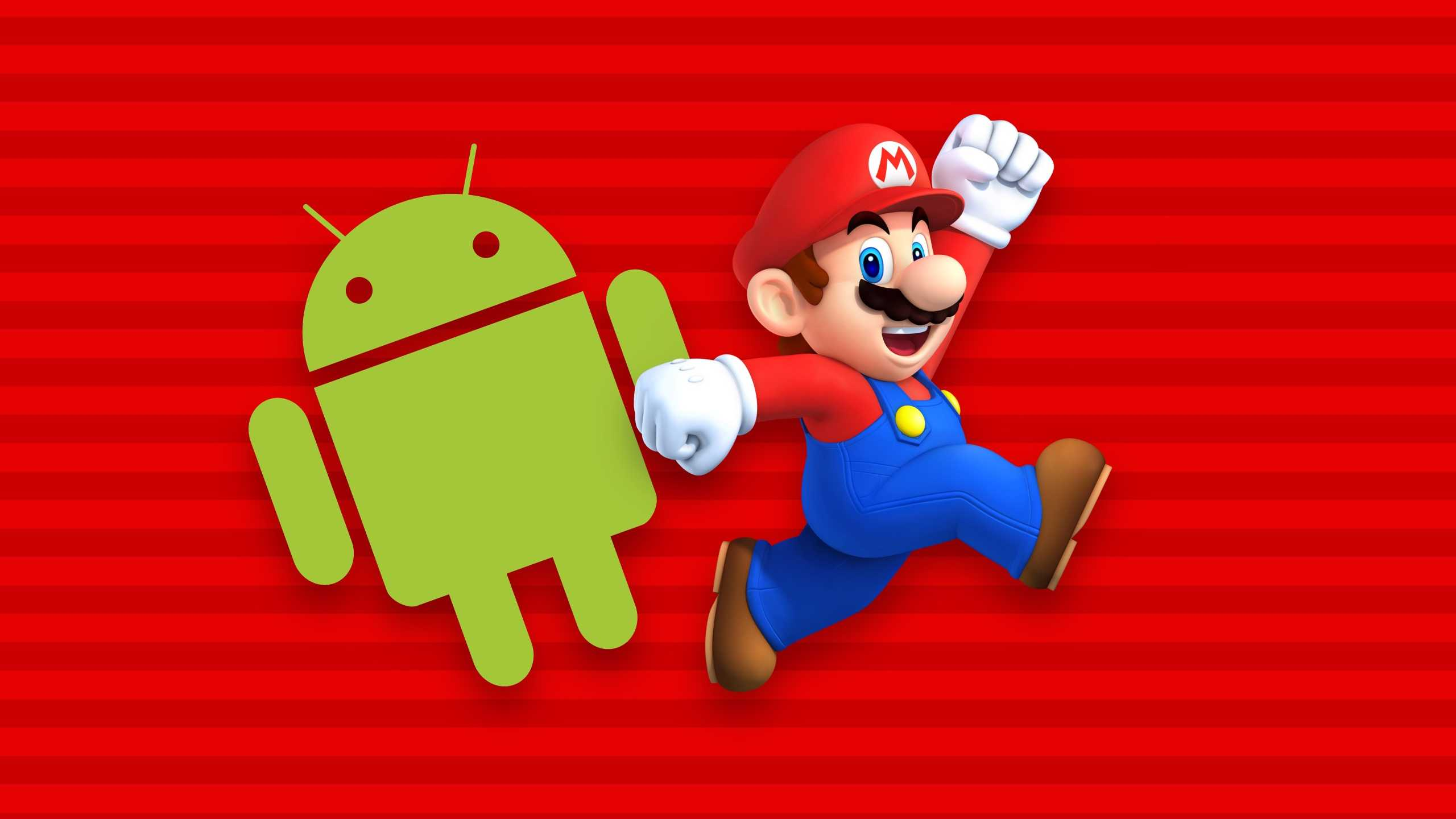 Nintendo Announced Super Mario for Android