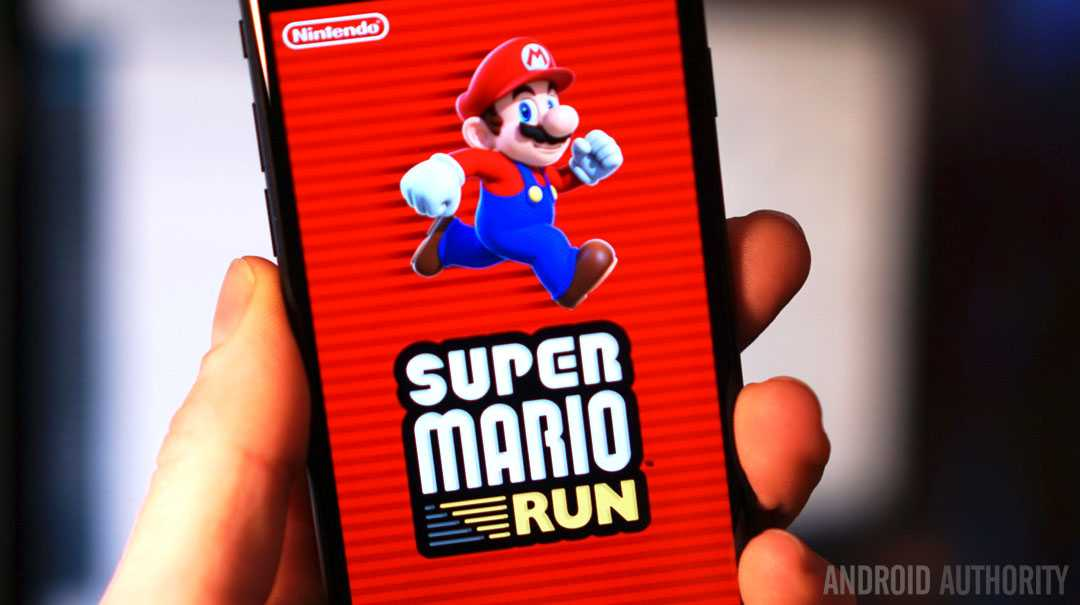 Sales of Super Mario Run