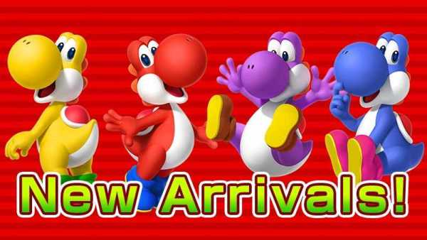 SuperMarioRun 4 new color