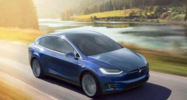 Tesla Model Y Compact Crossover