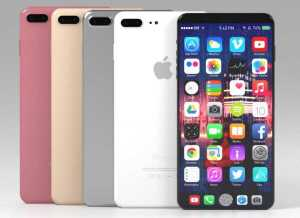 iPhone 8 as iPhone X