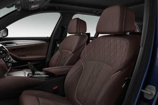 BMW M550d xDrive Upgrade