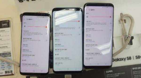 Galaxy S8 and S8 Plus Updates