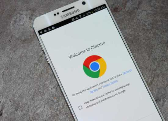 Google Fixes Chrome Page Issue