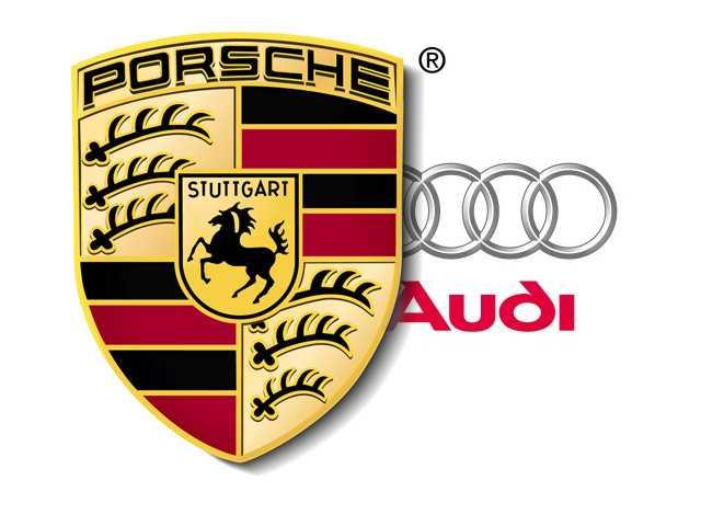 Porsche and Audi Team Up