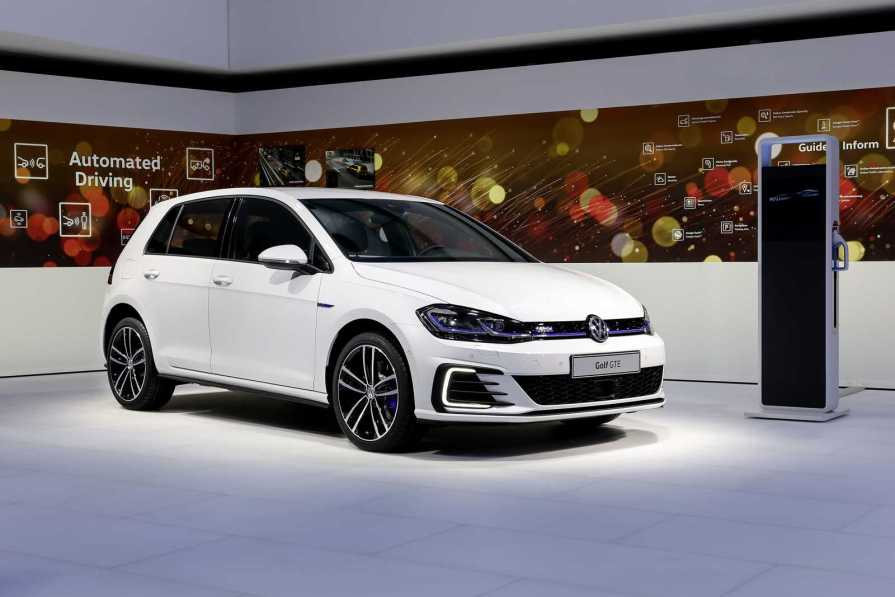 Volkswagen Golf GTE edition