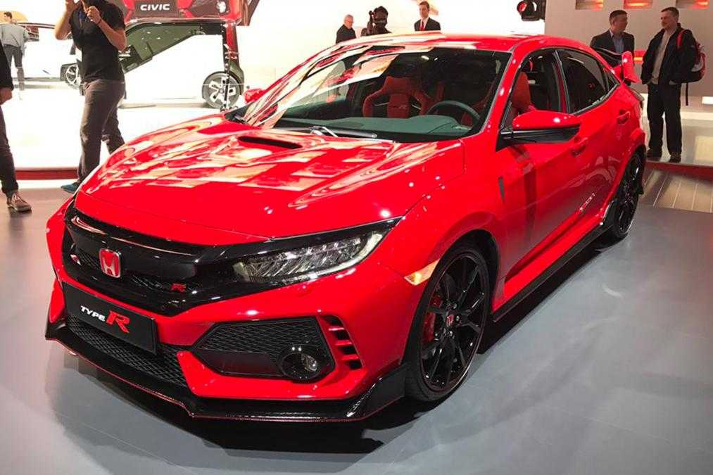 Honda prices up latest Civic Type R