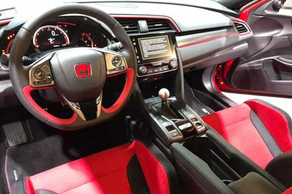 Honda Type Civic R with 316hp