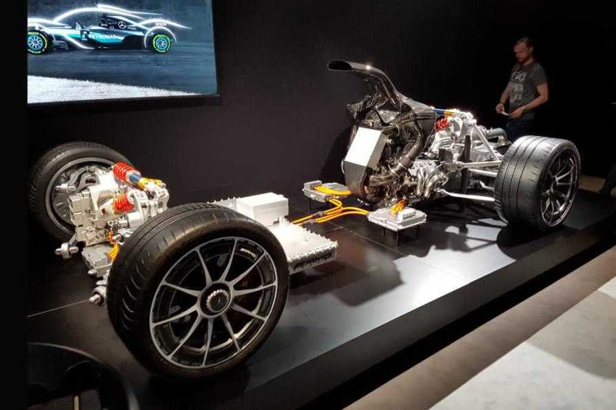 Mercedes AMG Project