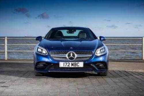 Mercedes SLC 180