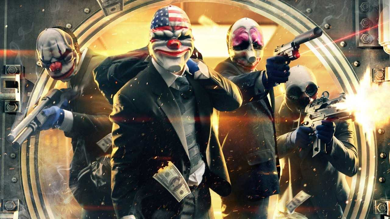 'Payday 2' puts you inside the bank heist with free VR mode