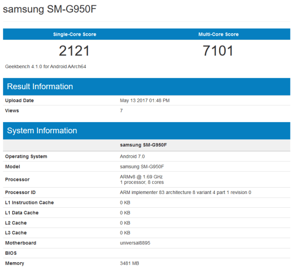 Samsung-Galaxy-S8-Exynos-8895-Geekbench