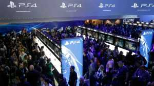 Sony E3 2017 PS4 Press Conference