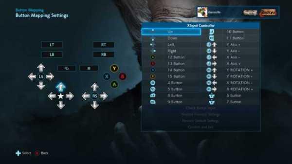 Tekken 7 PC settings