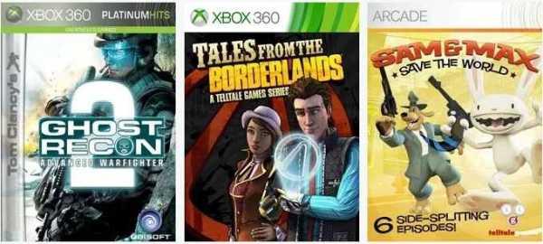 Xbox One and Xbox 360 Spotlight Sale
