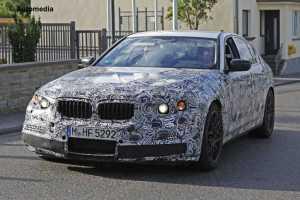 BMW M5 Sports
