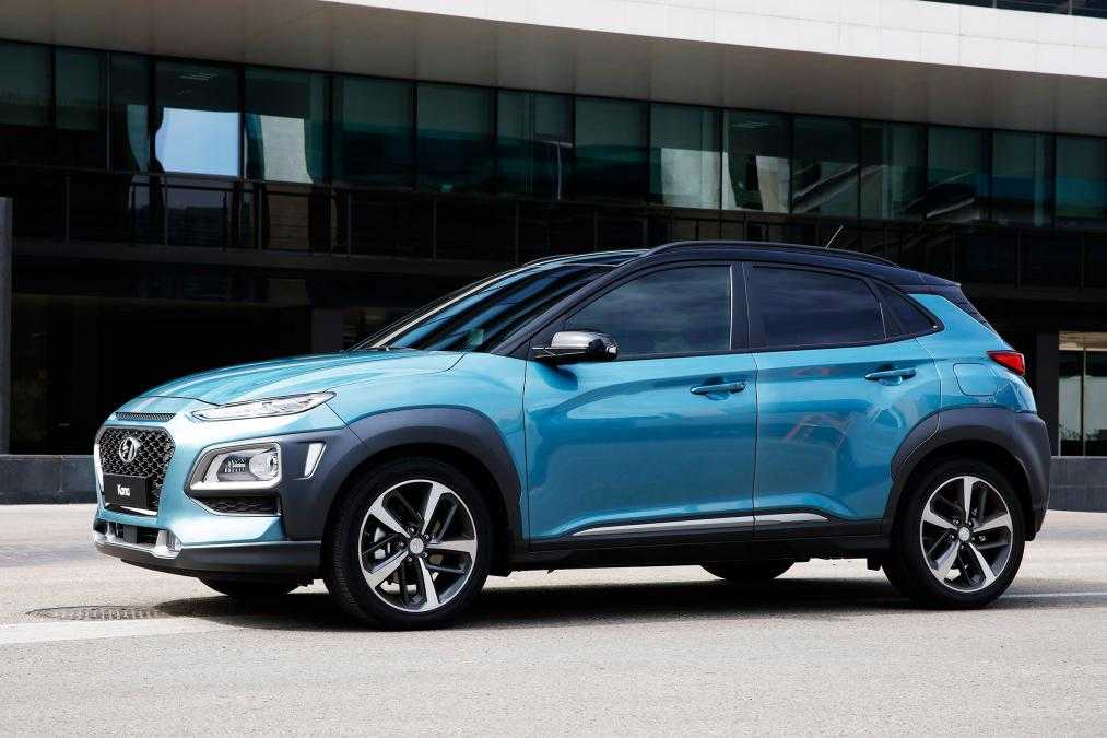 Hyundai to expand SUV range with Kona EV, two new models