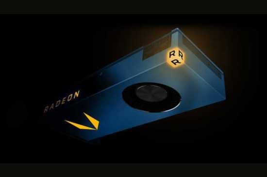 Radeon Vega Frontier Graphics Card