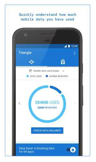 48399765b80 [Update: It's available globally] Google Triangle is an App that Gives  Users more Granular Control over Data Usage