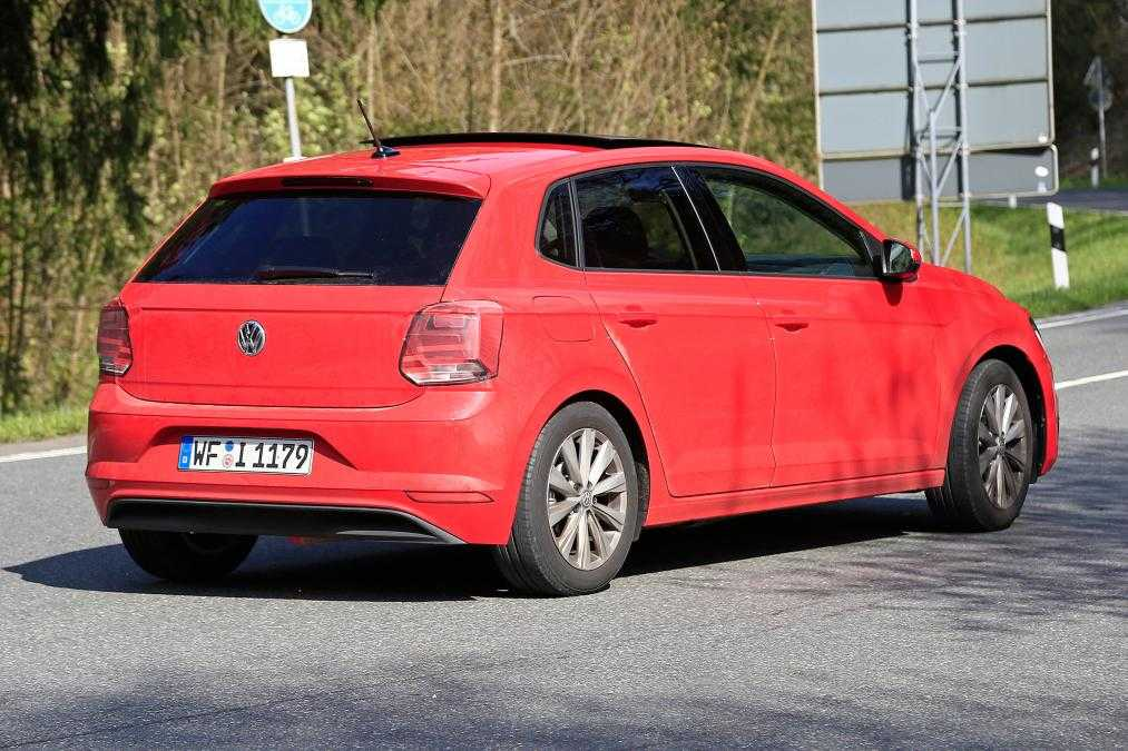 Volkswagen Polo unveiled in Berlin