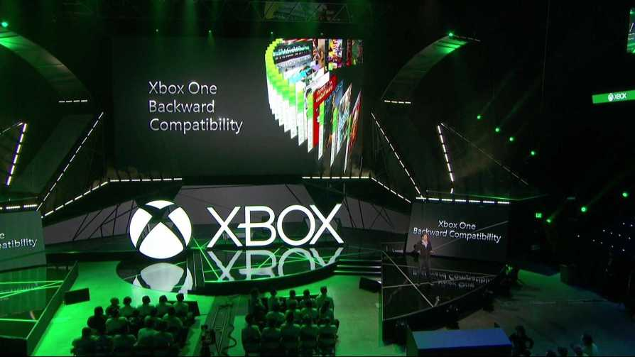 Xbox One Backward Compatible