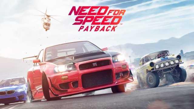 EA Gamescon2017 NFS payback