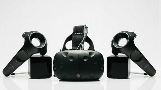 Facebook VR headsets