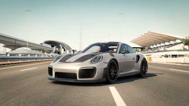 Forza Motorsport 7 Porsche GT2 RS 4K Front Angle