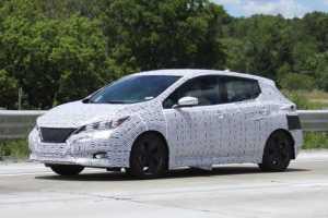 Nissan Leaf -2018
