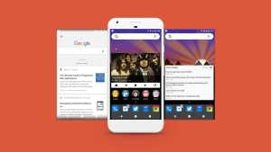 Nova Launcher Integrated with Google Now