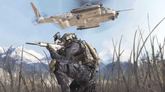 xbox one duty modern warfare 2