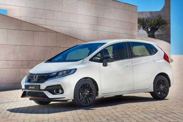 2018 Honda Jazz Facelifted Edition