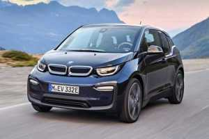 BMW i3s and i3 Ev models