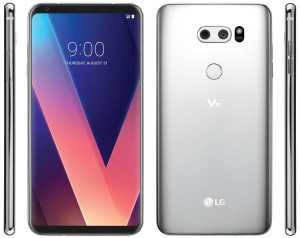 LG V30 and LG V20
