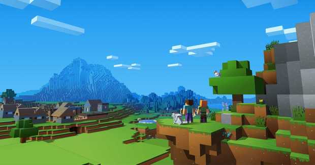 Minecraft for Xbox One Supports Mouse Inputs