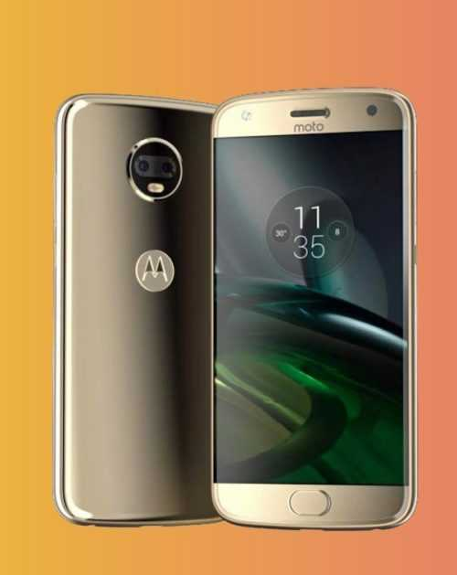 Official Moto X4 Images Leaked Prior To Launch