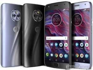 Google Nexus 5X and Moto X4