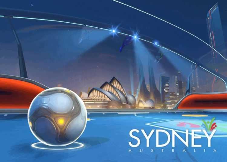 Overwatch Summer Games australia