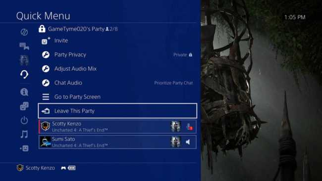 PS4 5.00 System Update