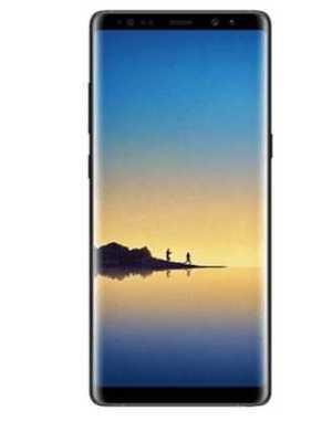 Samsung Galaxy Note 8 display