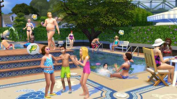 The Sims 4 paid DLC