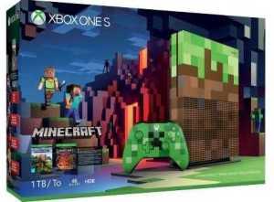 Xbox One S Minecraft Edition