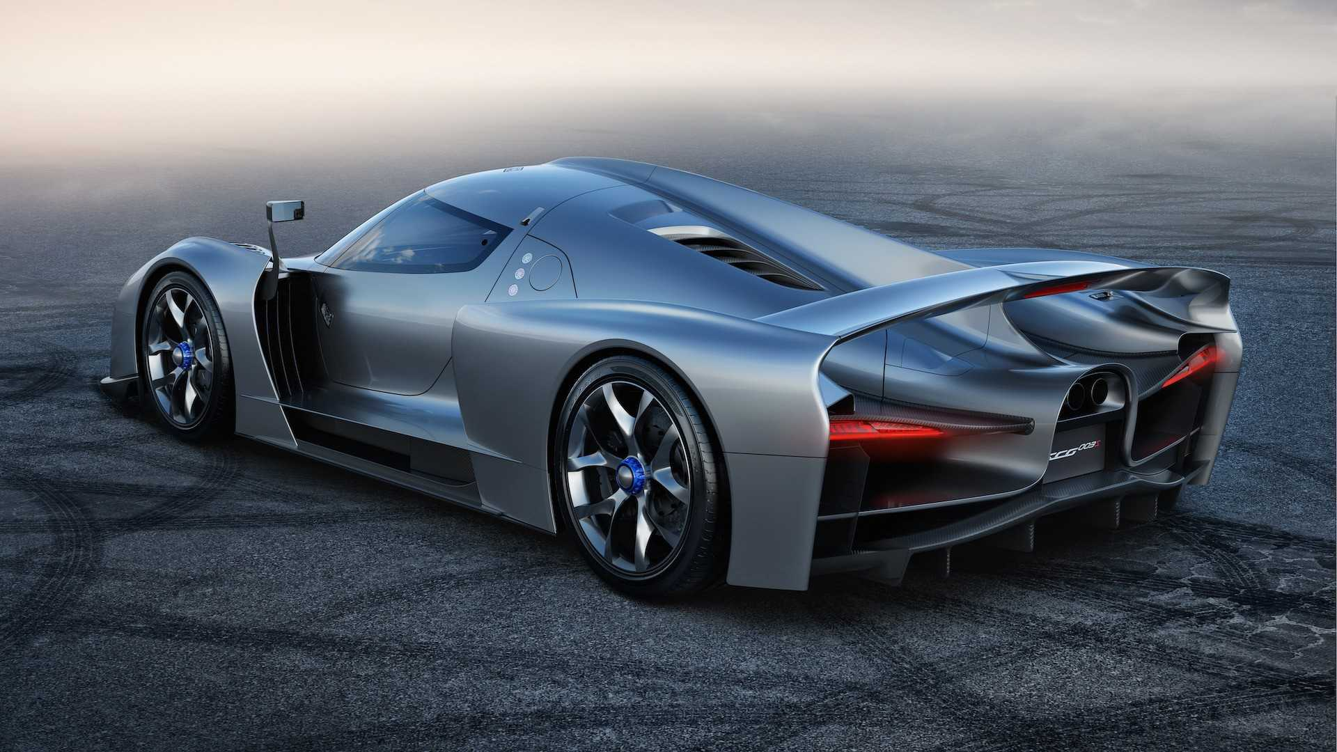 Final Teaser of the Mercedes-AMG Project One Hypercar