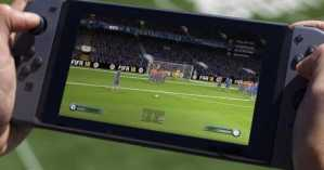 FIFA 18 Download Size on Nintendo Switch