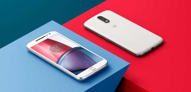 Moto G4 Plus Andriod oreo updation