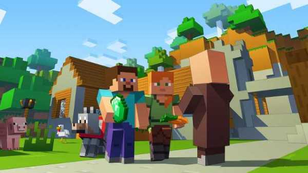 Nintendo Handheld Gets Minecraft Only on New 3DS