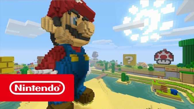 Surprise! Minecraft is coming to New 3DS today