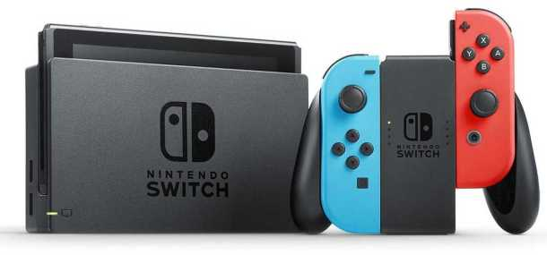 Nintendo Switch Beats PS4 Sales in Japan