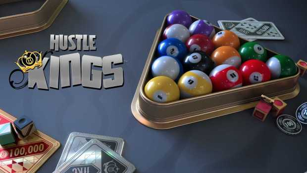PS Plus Games hustle king ps3