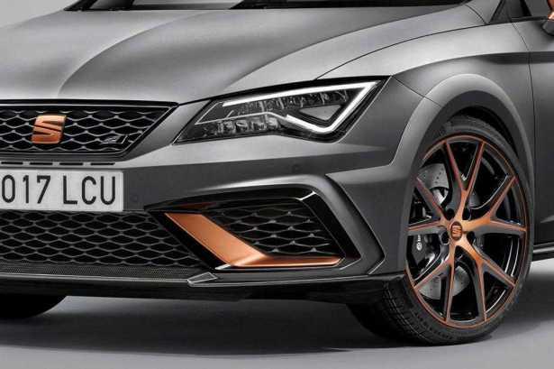 SEAT Leon Cupra R wheels